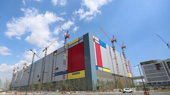 Samsung Pyeongtaek fab