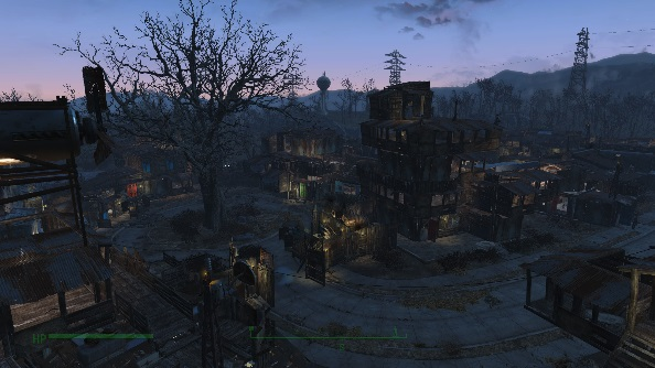 Best Fallout 4 settlements Sanctuary city
