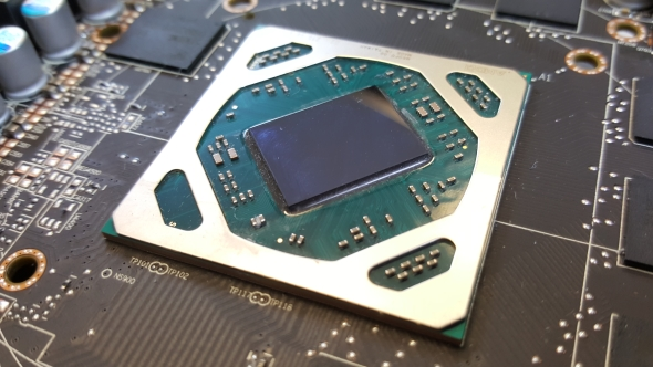 AMD RX 470 GPU