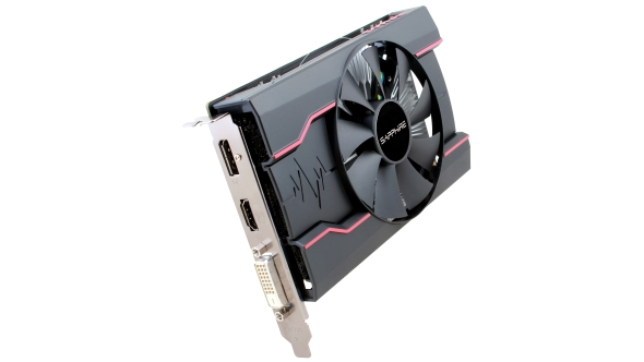 Sapphire's AMD RX 550 card