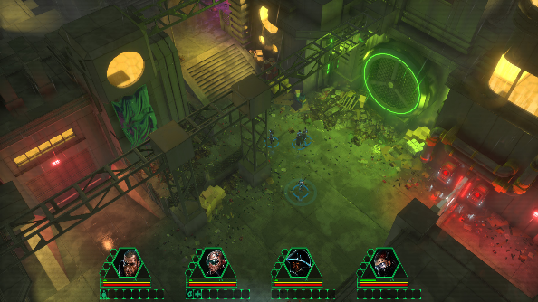 Satellite Reign now available on Steam Early Access