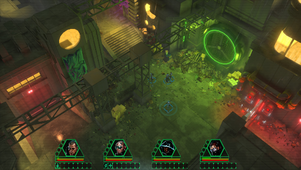 Satellite Reign Early Access 5 lives