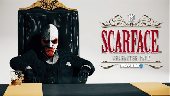 Scarface Payday 2