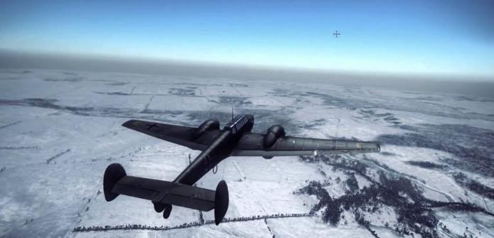 War Thunder Bf 110