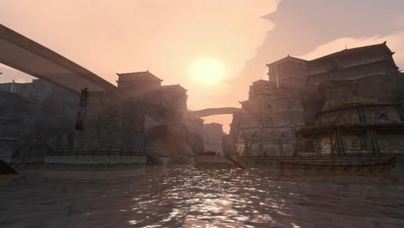 Screenshot of Morrowmind Mod