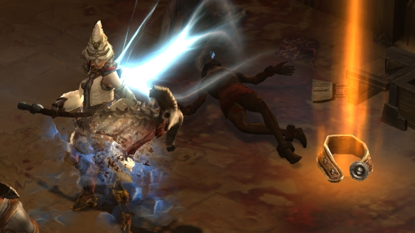 Diablo III Legendary Drop