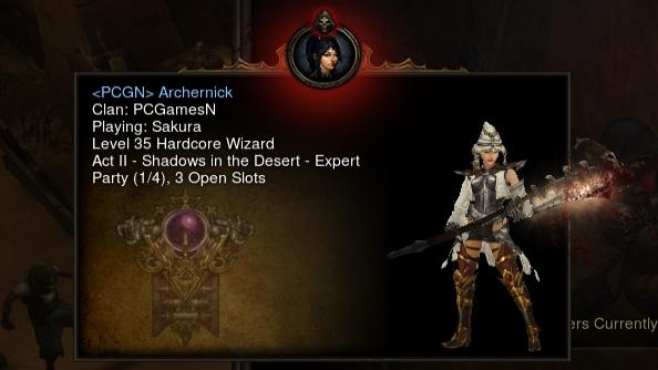 Diablo III Clans