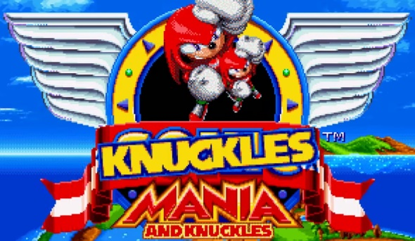 Sonic Mania on PC is moddable, as Knuckles Mania feat. Knuckles & Knuckles will prove