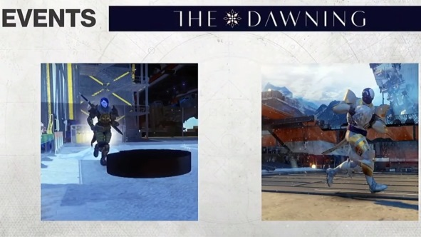 Destiny 2's quarterly seasons will bring in-game events, rebalancing and clan ranking resets