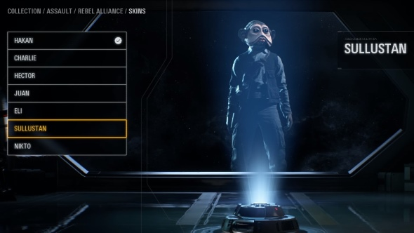 Dataminers unearth Star Wars Battlefront 2's unfinished character customisation and more