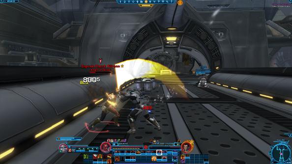 star wars knights fallen empire combat