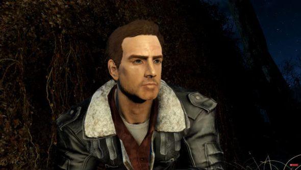 Fallout 4 Jason Bourne
