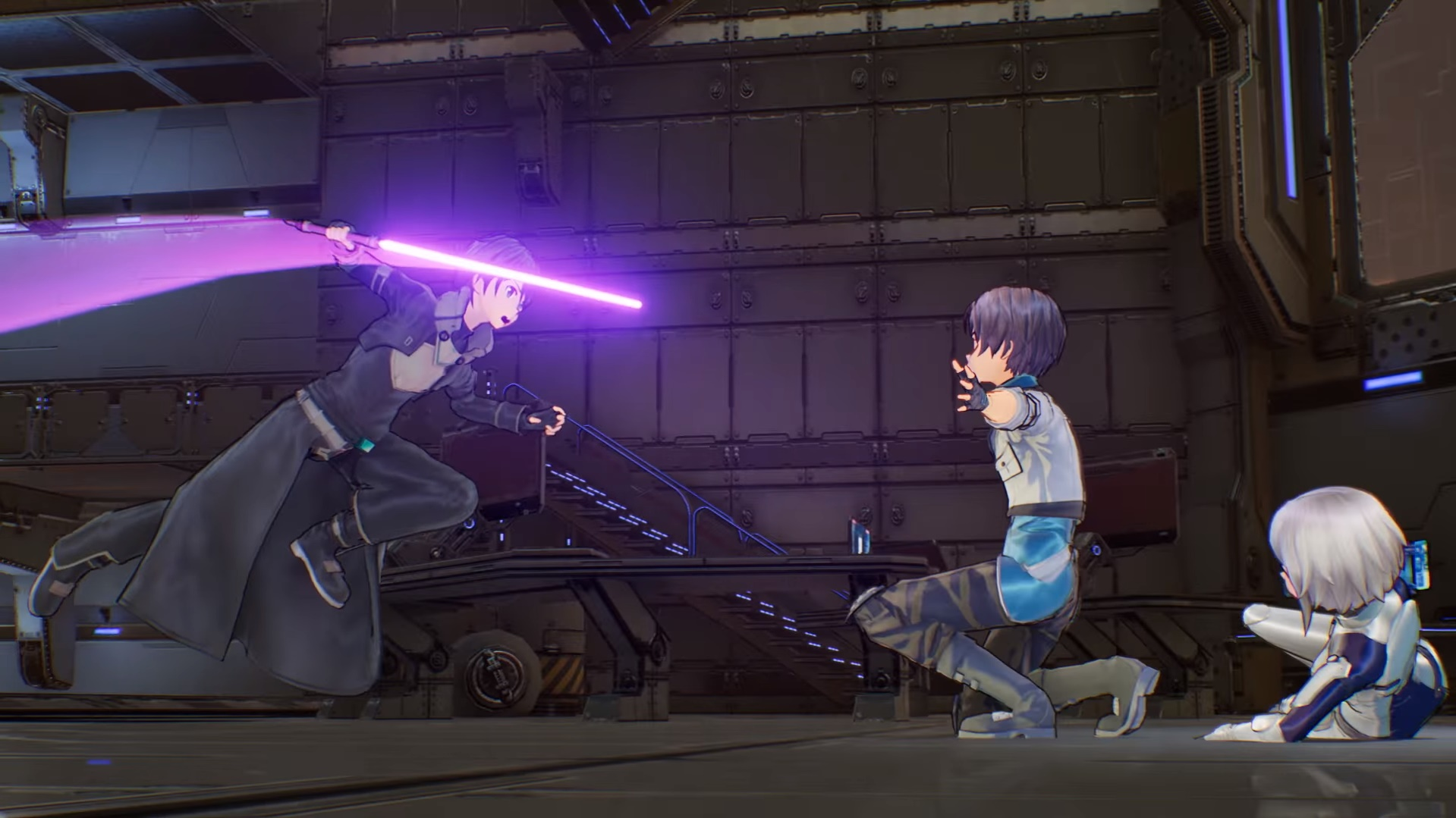 Sword Art Online: Fatal Bullet, due on Steam February 8, looks ...