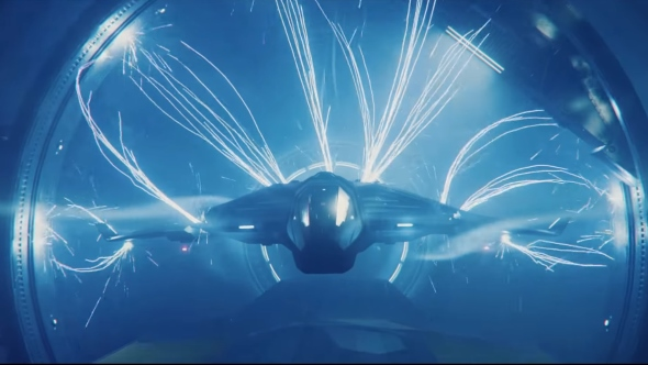 Star Citizen's new video roundup features promo ships, alien language & new engine tech