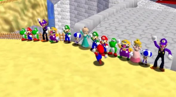 Nintendo have pulled Super Mario 64 Online creator's Patreon and Youtube videos