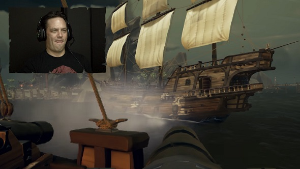 Let's Play Sea Of Thieves Multiplayer on PC! Join Ghostbeard and crew as they sail the seas, drink grog, dig up buried treasure, read treasure maps, scavenge sunken ships, sink ships in PVP, and ...