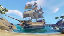 Sea of Thieves Technical Alpha 0.1.1. Video released – Taming New Seas