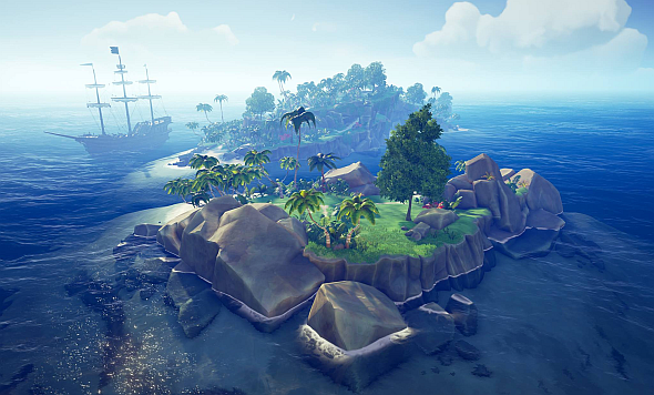 Sea of Thieves promises a particular kind of pirate fantasy