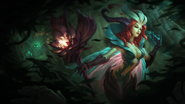 How to design a League of Legends skin in 8 (not so) easy