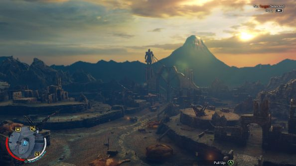 Middle Earth Shadow of Mordor High
