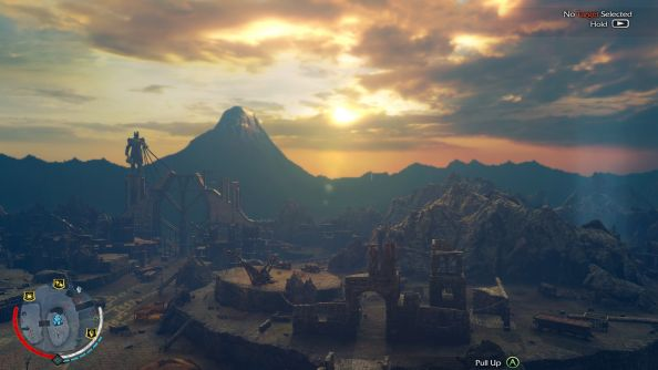 Middle Earth Shadow of Mordor Ultra