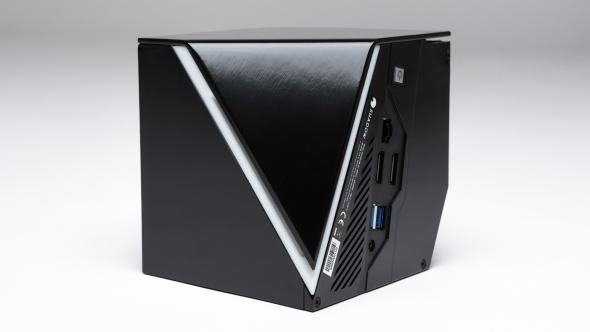 Shadow box ports