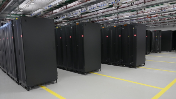 Shadow data centre
