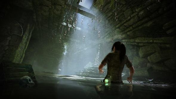 Shadow of the Tomb Raider Mayan tomb