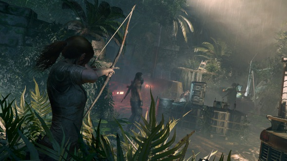 Shadow of the Tomb Raider archery