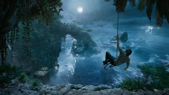 Shadow of the Tomb Raider hang