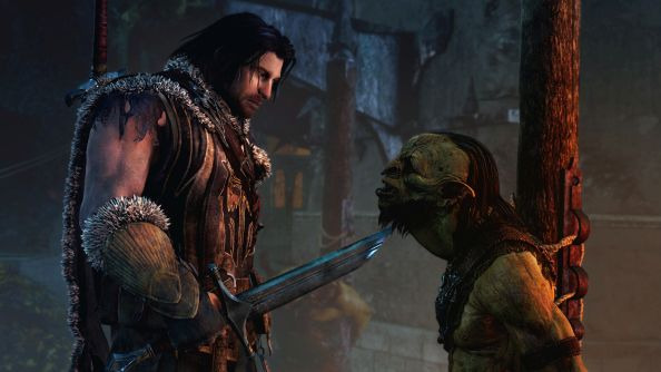 Shadow of Mordor Tied Up