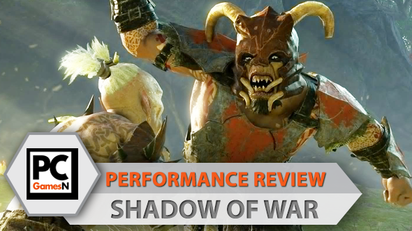 Middle-earth: Shadow of War PC performance review - a PC port forged from Mithril