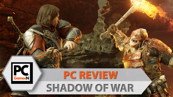 Middle-earth: Shadow of War PC review | PCGamesN