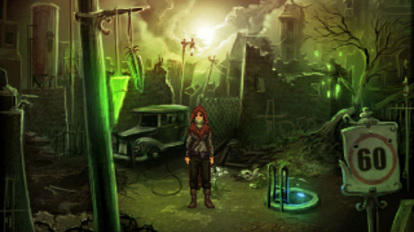 Shardlight is Wadjet Eye's next game that's out next month