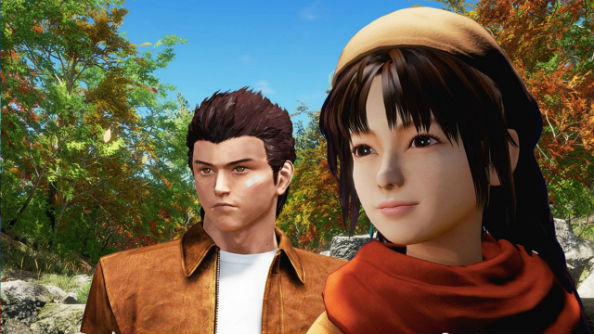 Shenmue 3 backer rewards poll upsets section of its support