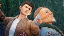 Shenmue 3 Old Man Magic 2018