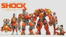 San Francisco Shock Overwatch team roster