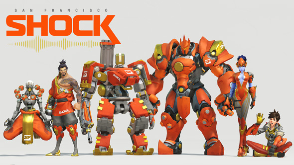 San Francisco Shock: Overwatch League's California underdogs