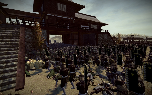 Shogun 2 to receive new unit pack: includes Hanzo's Shadows and Tetsubo Warriors