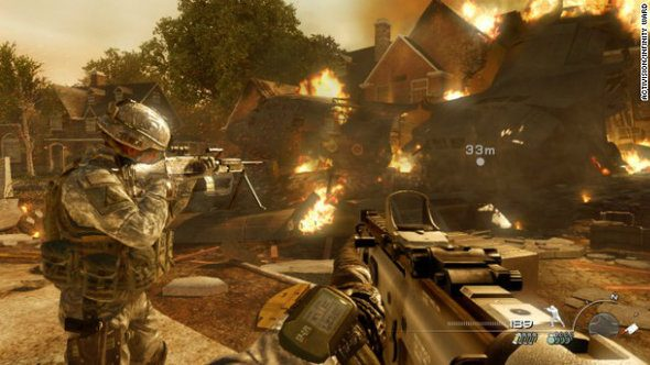 Shooting Games Don't Improve Marksmanship Brad Bushman