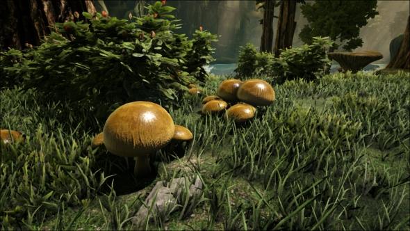Ark: Aberration tips mushrooms