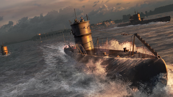Silent Hunter trailer delves into U-Boat administration