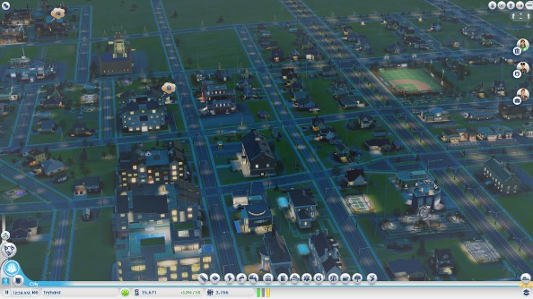 My first night in SimCity: the wasted time, the good time, the giant fire-breathing lizard time