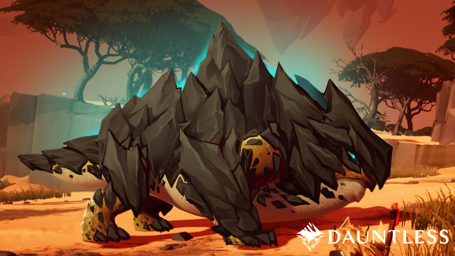 dauntless skarn