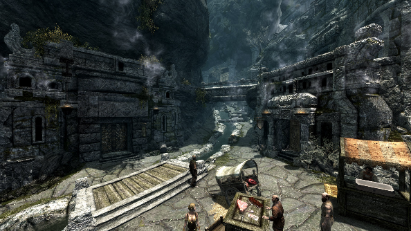 Skyrim 2K textures