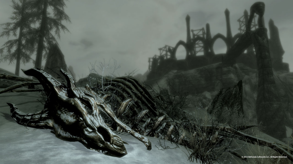 Dragonborn DLC comes to Skyrim on February 5, let's you ride dragons like a boss