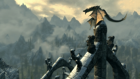 Skyrim_dragon_perch