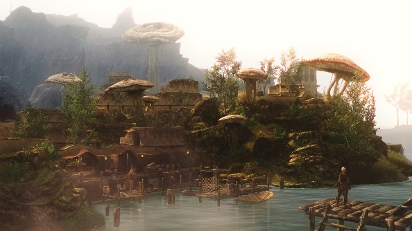 New Skywind trailer demonstrates the graphical beauty of the ambitious mod