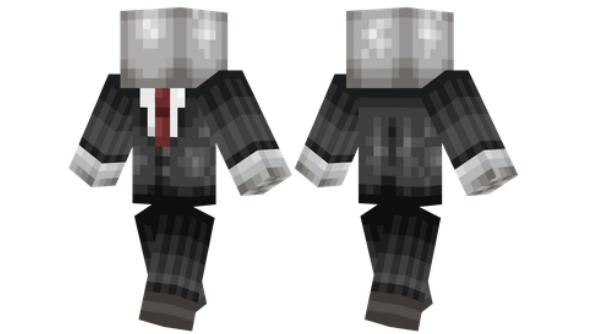 best minecraft skins Slenderman