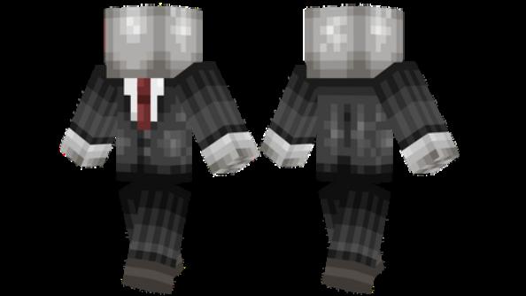 The best minecraft skins pcgamesn best minecraft skins slenderman publicscrutiny Image collections